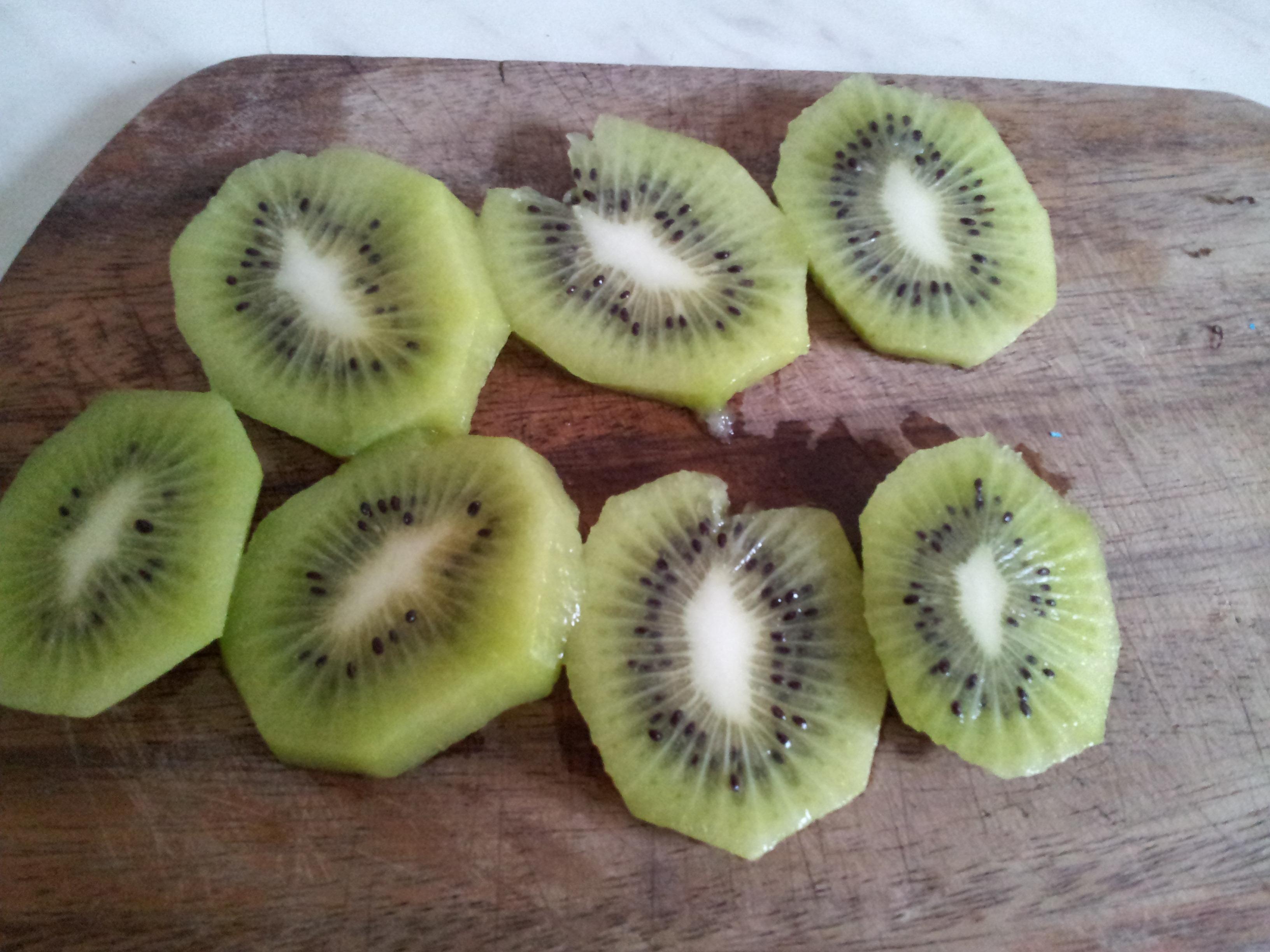 Kiwi Schälen